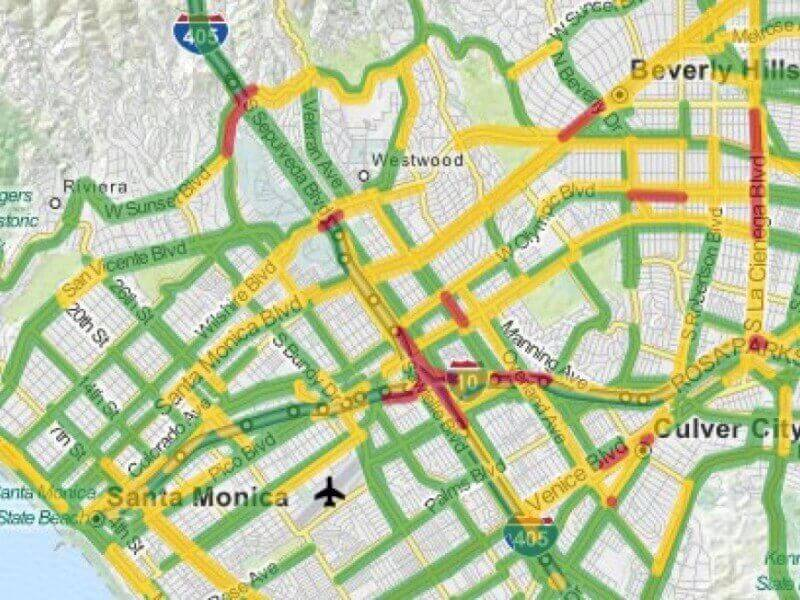 How Does Google Track Live Traffic? - Clicus Infotech Does Google Maps Show Traffic on